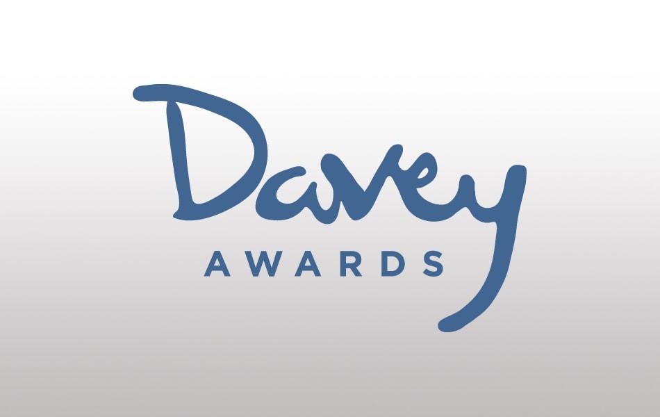 Startup Wins a Davey Award!