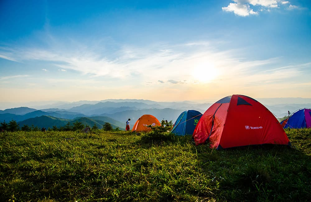 4 Reasons to Take Your Kids Camping