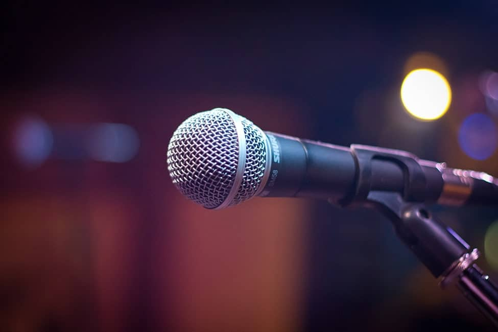 Tips Pro Speakers Use to Ease Their Jitters While on Stage