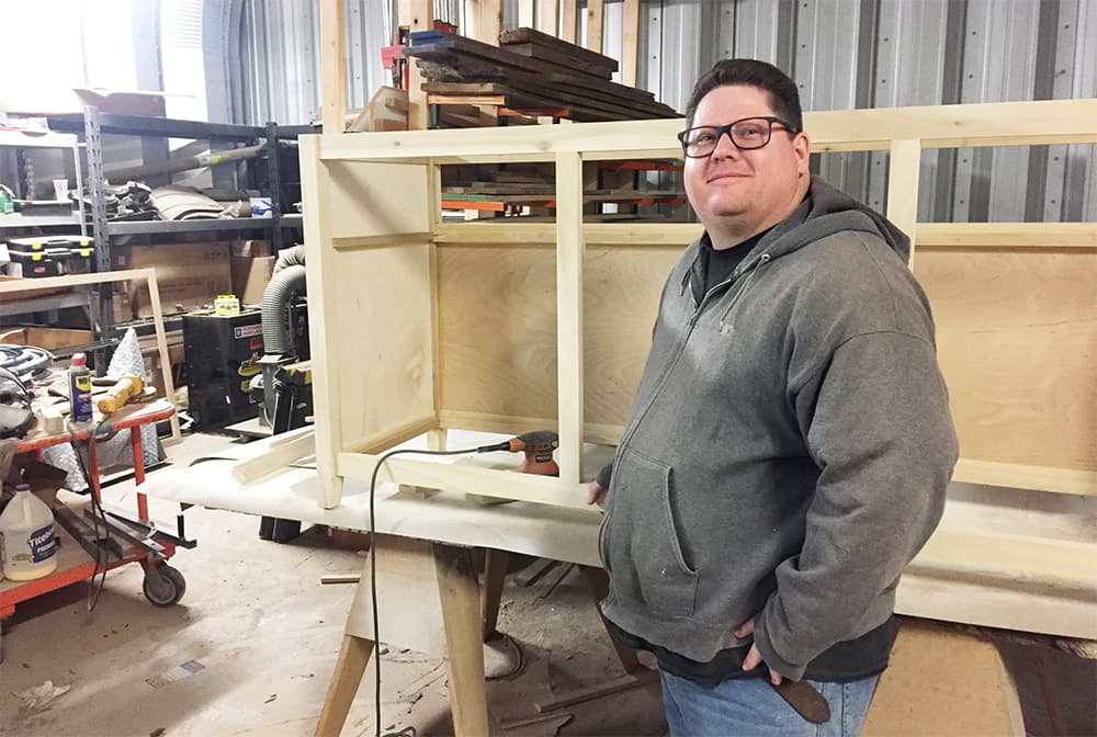 Industry Insiders: Interview with Jack Ward of Three Pines Wood Co. in Ramona, Ca