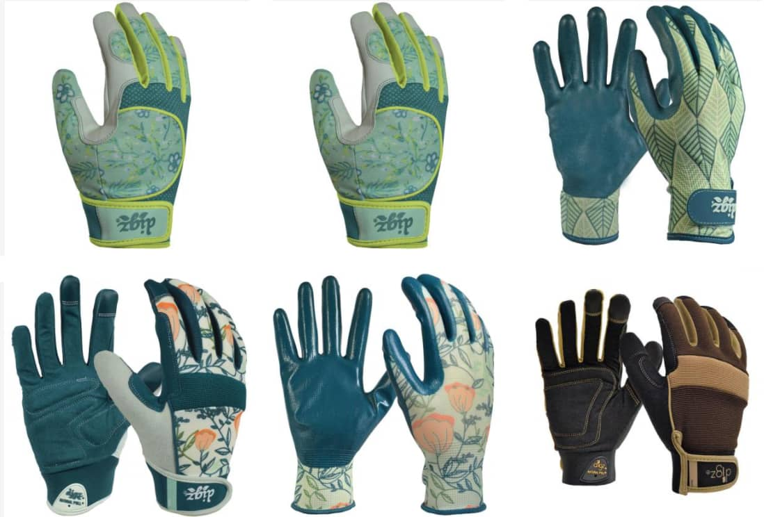 Product Review: Digz High Performance Garden Gloves