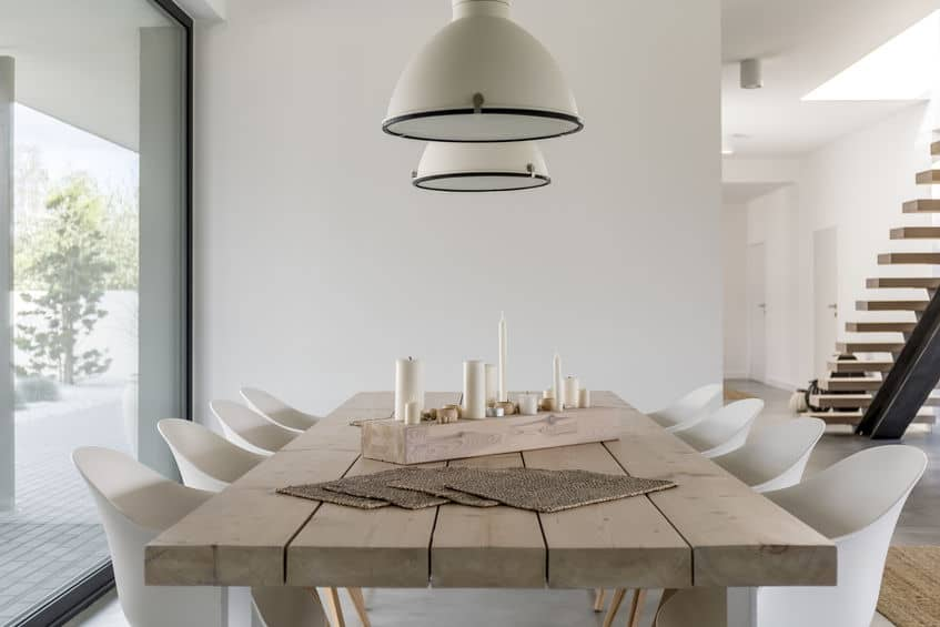 The Right Dining Set for The Right Job