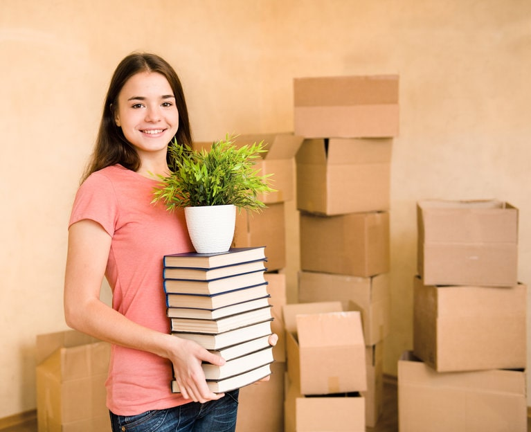 Six Tips for a Hassle-free Move to College Without Breaking the Bank